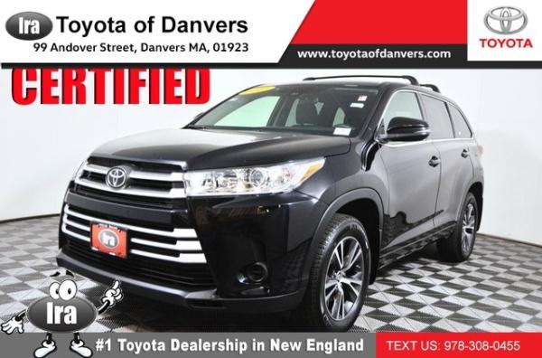 2017 Toyota Highlander in Danvers, MA