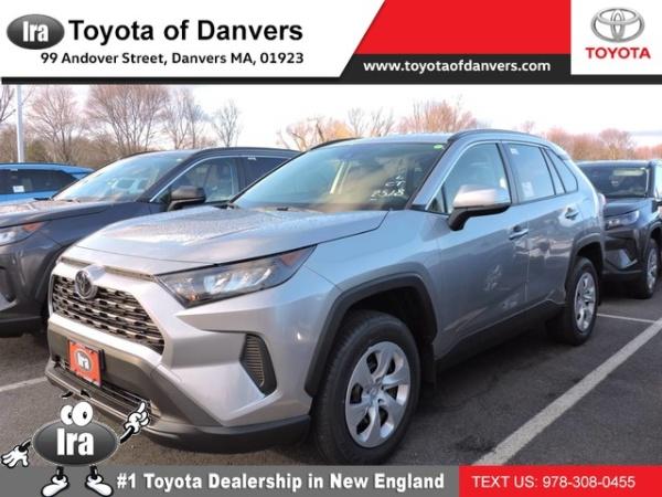 2020 Toyota RAV4 in Danvers, MA