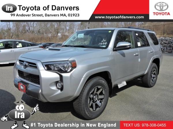 2020 Toyota 4Runner in Danvers, MA