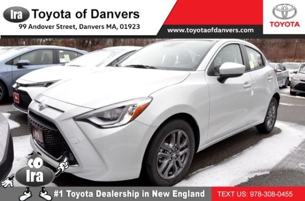 2020 Toyota Yaris in Danvers, MA