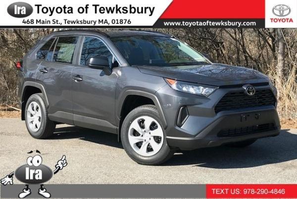 2020 Toyota RAV4 in Tewksbury, MA