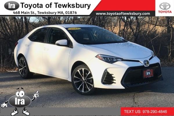 2017 Toyota Corolla in Tewksbury, MA