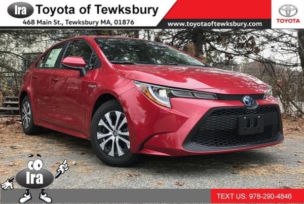 2020 Toyota Corolla in Tewksbury, MA