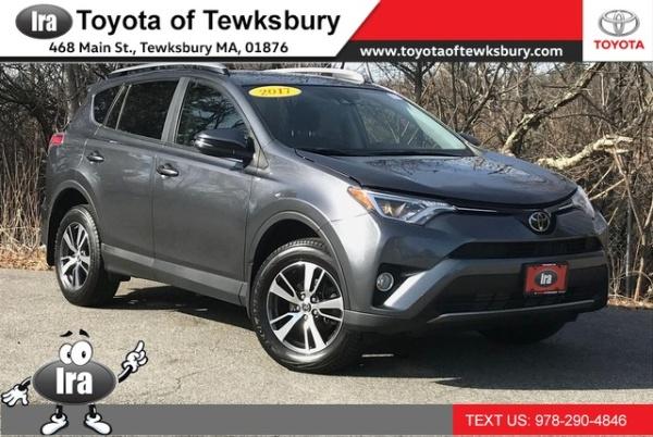 2017 Toyota RAV4 in Tewksbury, MA