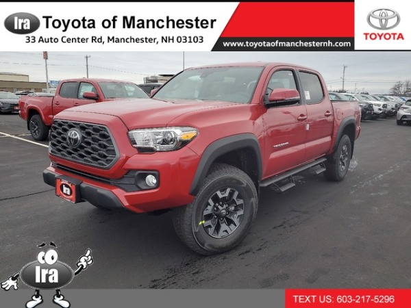 2020 Toyota Tacoma in Manchester, NH