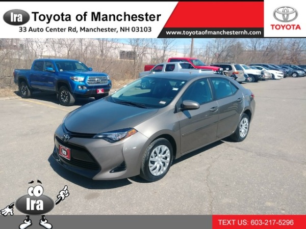 2017 Toyota Corolla In Manchester Nh
