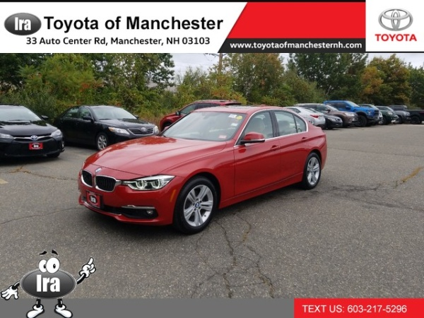 2016 BMW 3 Series in Manchester, NH