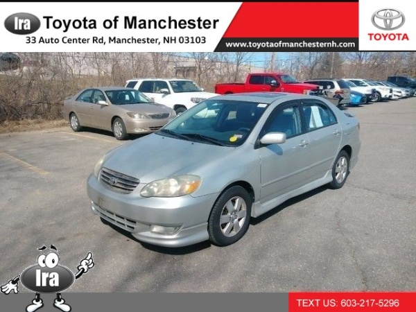 2004 Toyota Corolla In Manchester Nh