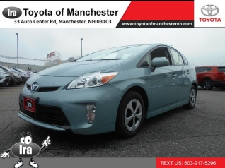 Used 2015 Toyota Prius Three For Sale In Manchester, NH