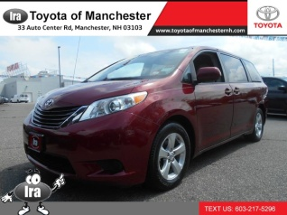 Used 2014 Toyota Sienna LE 8 Passenger FWD For Sale In Manchester, NH