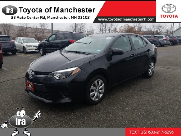2015 Toyota Corolla in Manchester, NH