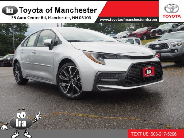 2020 Toyota Corolla in Manchester, NH