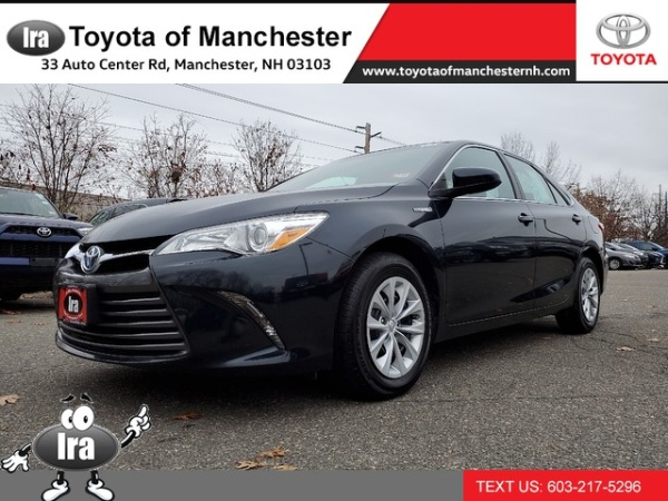 2017 Toyota Camry in Manchester, NH