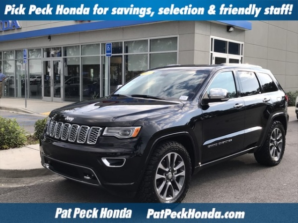 2017 Jeep Grand Cherokee in Gulfport, MS