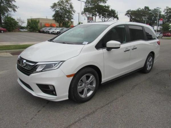 2020 Honda Odyssey in Gulfport, MS