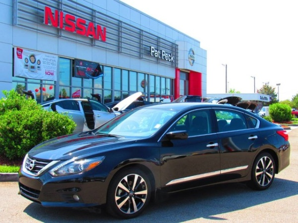 2016 Nissan Altima in Gulfport, MS