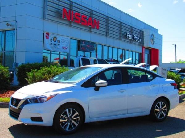 2020 Nissan Versa in Gulfport, MS