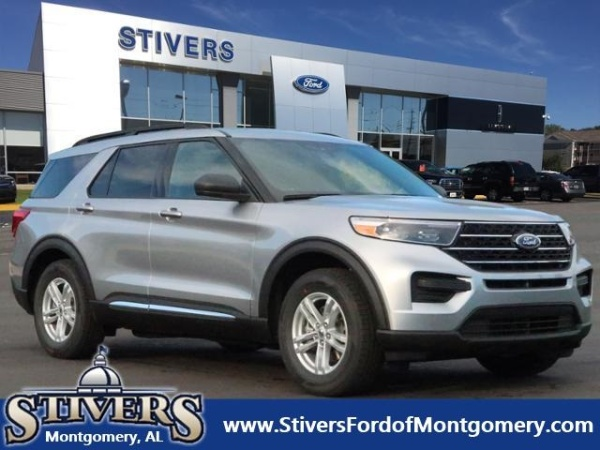 2020 Ford Explorer in Montgomery, AL