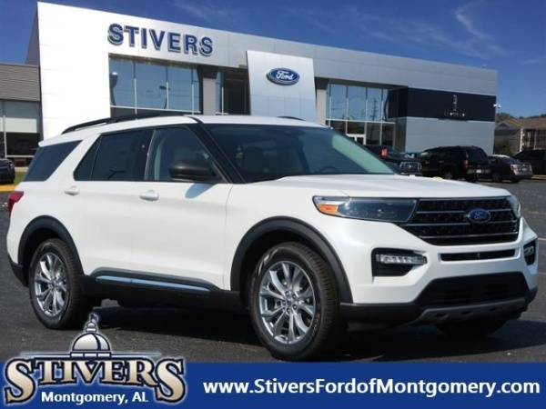 2020 Ford Explorer in Montgomery, AL
