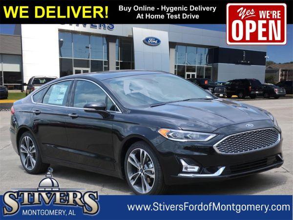 2020 Ford Fusion in Montgomery, AL