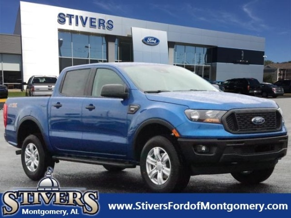 2019 Ford Ranger in Montgomery, AL