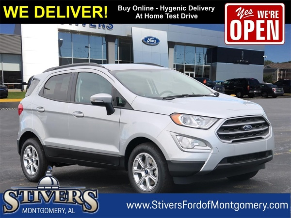 2020 Ford EcoSport in Montgomery, AL