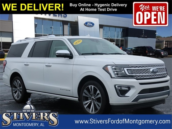 2020 Ford Expedition in Montgomery, AL