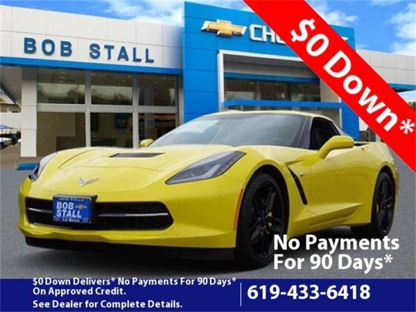 2019 Chevrolet Corvette in La Mesa, CA
