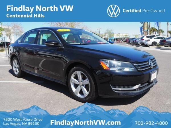 2012 Volkswagen Passat in Las Vegas, NV