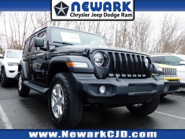 2020 Jeep Wrangler in Newark, DE