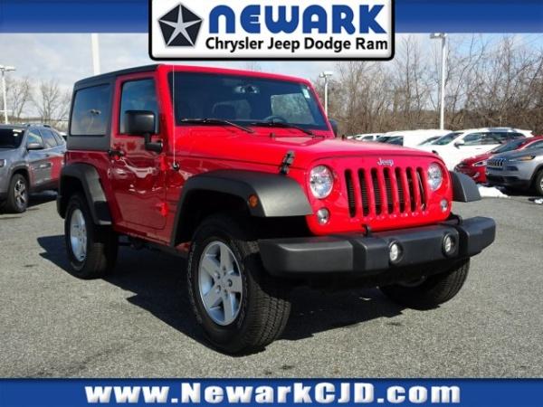 2016 Jeep Wrangler in Newark, DE
