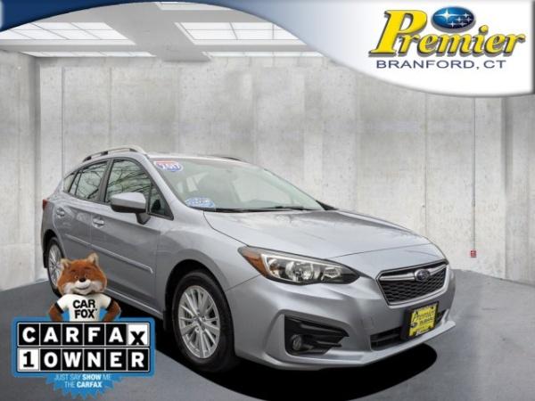 2017 Subaru Impreza in Branford, CT