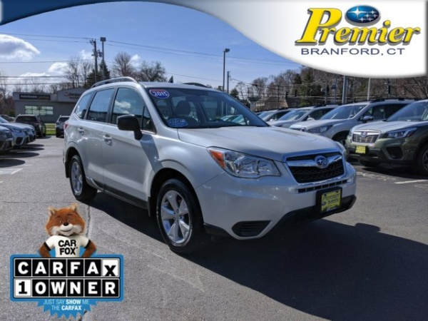 2015 Subaru Forester in Branford, CT