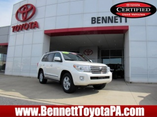 Used 2013 Toyota Land Cruiser 4WD For Sale In Allentown, PA