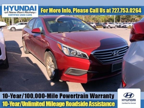 2016 Hyundai Sonata in New Port Richey, FL