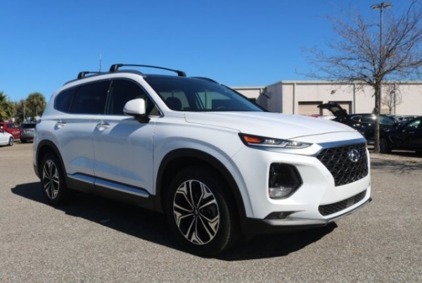 2020 Hyundai Santa Fe in New Port Richey, FL