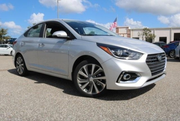 2019 Hyundai Accent Limited