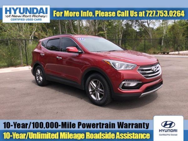 2017 Hyundai Santa Fe Sport in New Port Richey, FL