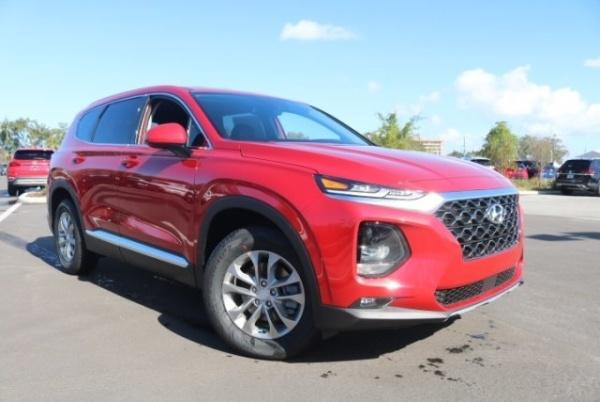 2020 Hyundai Santa Fe in New Port Richey, FL
