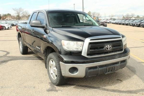 2010 Toyota Tundra Double Cab 6.5' Bed Flex Fuel 5.7L V8 4WD