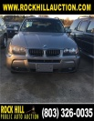 2006 BMW X3 3.0i AWD for Sale in Rock Hill, SC