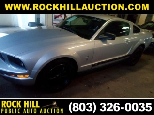 2008 Ford Mustang Deluxe Coupe For In Rock Hill Sc