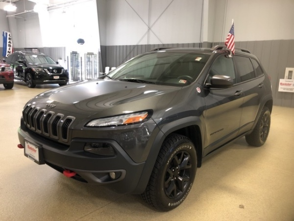 2016 Jeep Cherokee in Chesapeake, VA