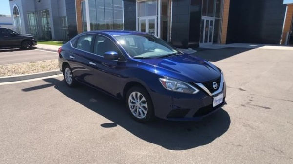2018 Nissan Sentra in Milwaukee, WI