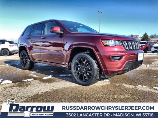 2020 Jeep Grand Cherokee in Madison, WI