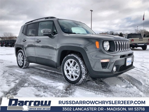 2020 Jeep Renegade in Madison, WI