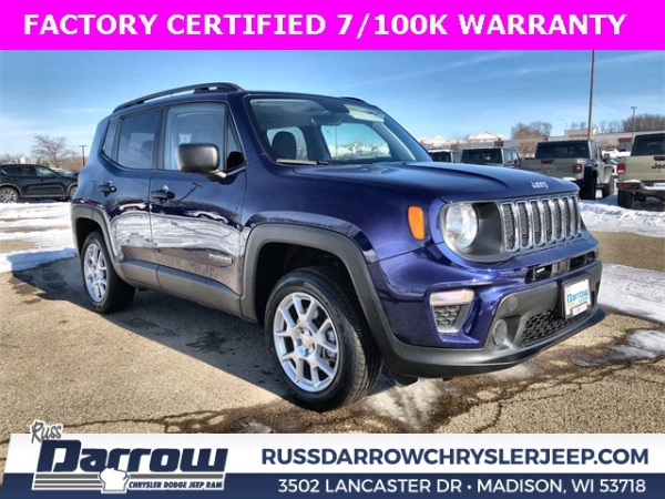 2019 Jeep Renegade in Madison, WI