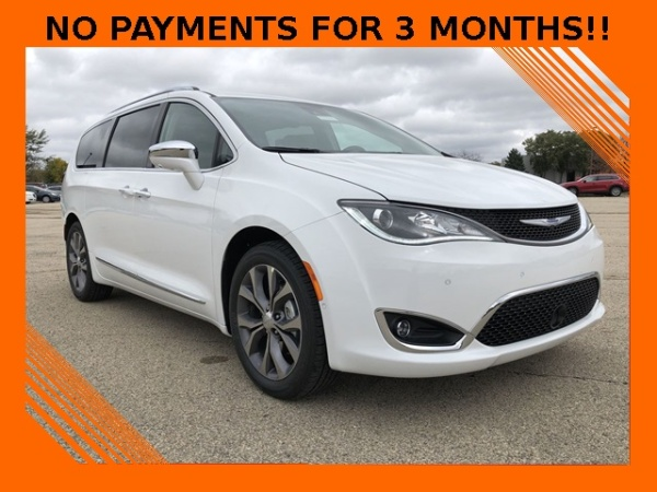 2019 Chrysler Pacifica Limited