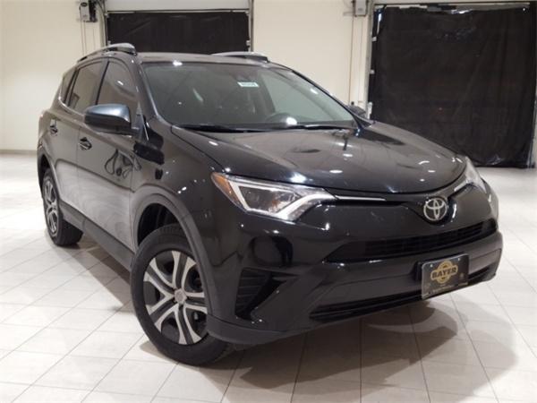 2017 Toyota RAV4 in Hamilton, TX