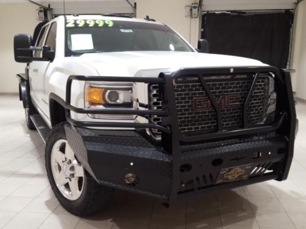 2015 GMC Sierra 2500HD in Hamilton, TX
